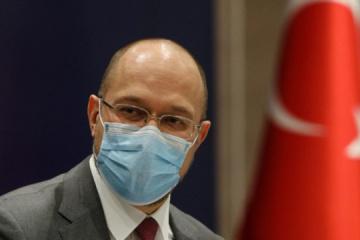 Ukrainischer Regierungschef trifft sich mit führenden türkischen Investoren