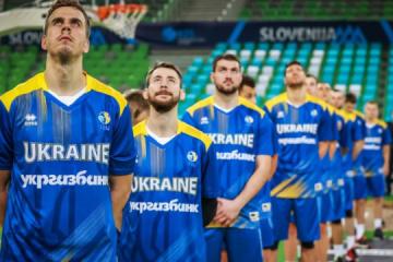 Українці перемогли Австрію і вийшли на Євробаскет-2022