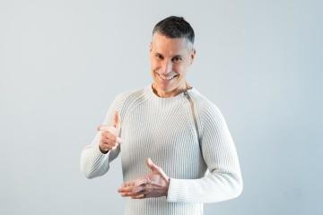 Maksym Pogorilyy, nutricionista y fundador de la escuela de alimentación saludable MOVEAT