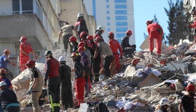 В Турции число жертв землетрясения возросло до 51