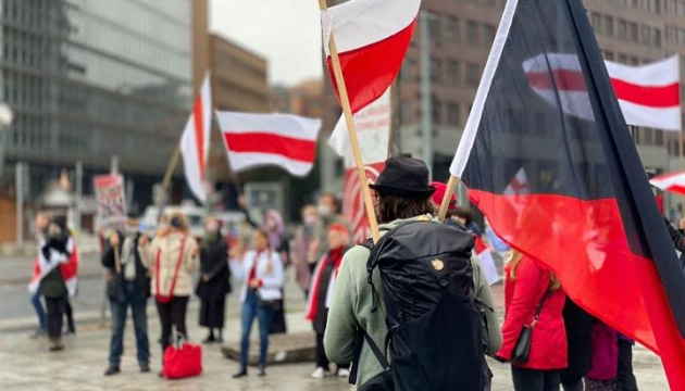 На марші протесту у Мінську почалися затримання