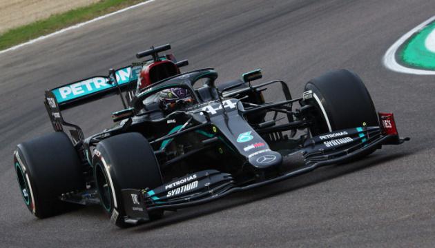 Формула-1: Хэмилтон выиграл Гран-при Эмилии-Романьи