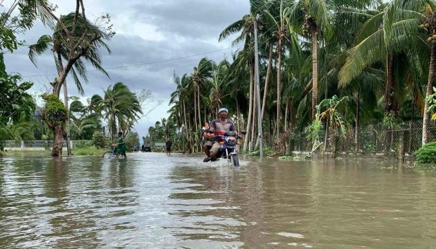 Тайфун на Филиппинах: по меньшей мере десять погибших