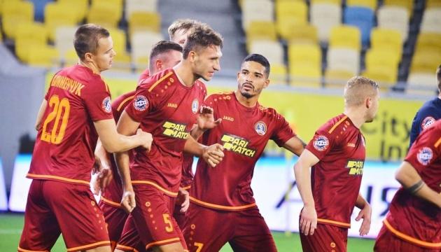 «Львов» впервые выиграл, «Ворскла» впервые проиграла в сезоне футбольной Премьер-лиги