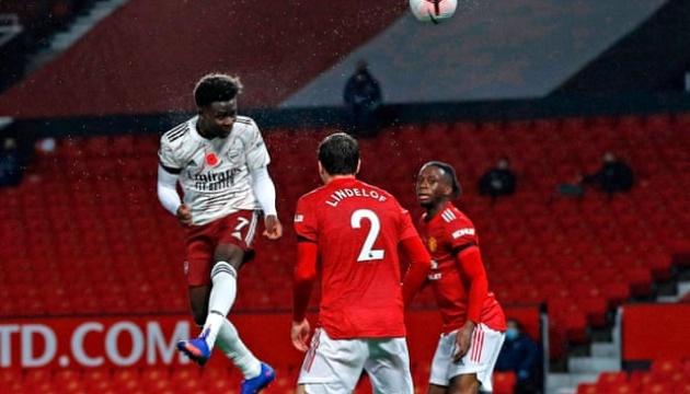 АПЛ: «МЮ» програв вдома «Арсеналу»