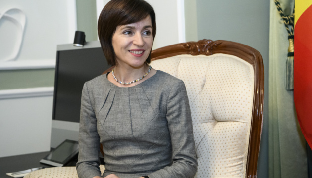 В Молдове первый тур президентских выборов выиграла Мая Санду