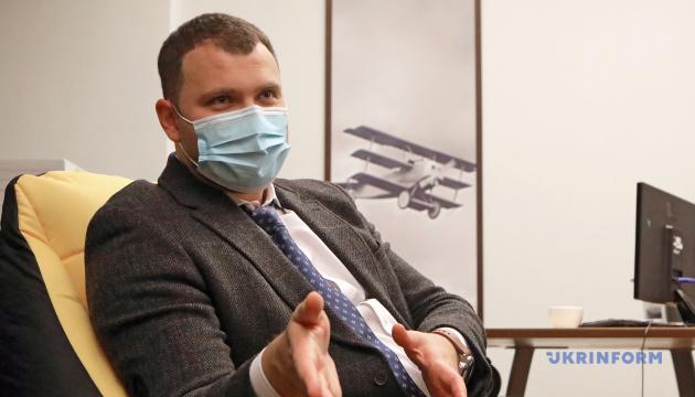Криклий сообщил о динамике в деле строительства аэропорта на Закарпатье
