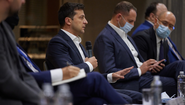 Zelensky ready to dissolve parliament in event of political collapse
