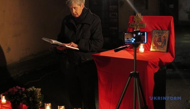 У Ризі провели «Молитву пам'яті» на вшанування жертв репресій у СРСР