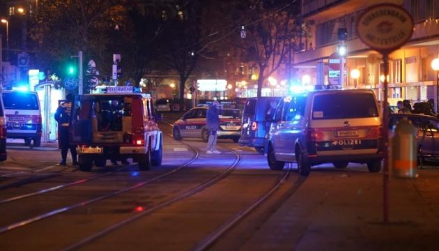 У Відні задіяли армійський спецназ проти терористів