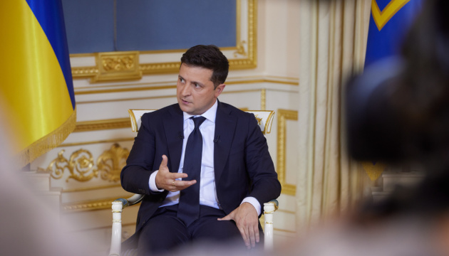 President: It's too early to talk about Plan B for Donbas