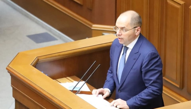 Ukraine ist nah am Point of no return – Gesundheitsminister Stepanow