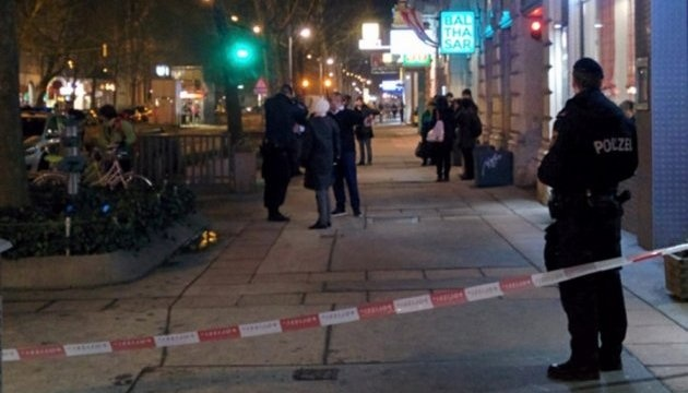 Теракт у Відні: вісьмох підозрюваних узяли під варту
