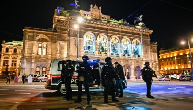 В Австрії оголосили триденну жалобу через теракт у Відні