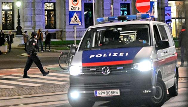 Теракт у Відні: кількість поранених зросла до 22