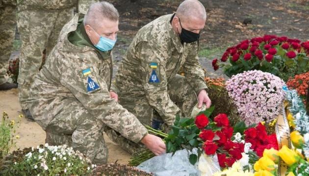 На місці катастрофи Ан-26 на Харківщині пройшла панахида