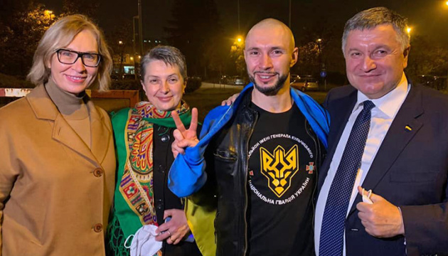 Маркив возвращается в Украину