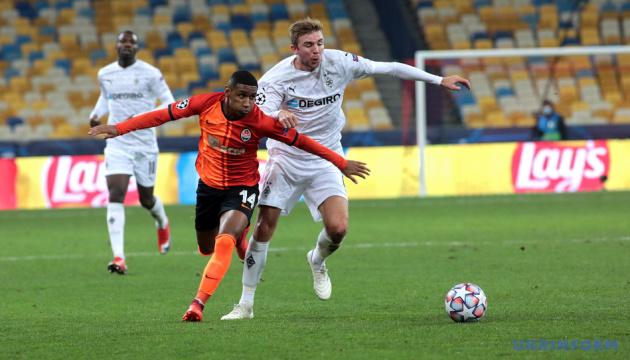 Ligue des champions: le Borussia Mönchengladbach cartonne 6-0 contre la Shakhtar Donetsk