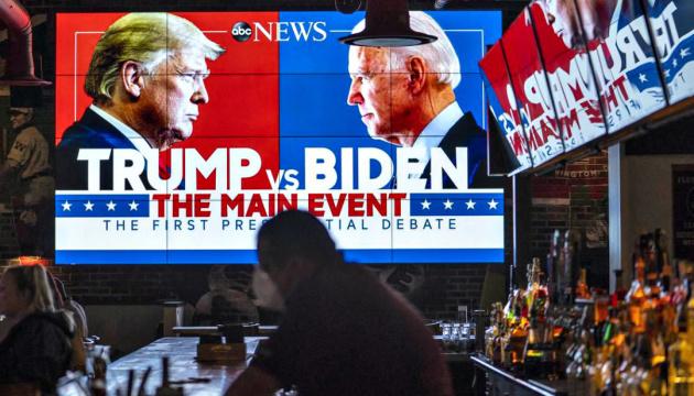 Разрыв между Трампом и Байденом сокращается - Fox News