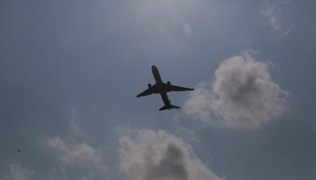 Ukraine's air traffic in October down 56% - UkSATSE