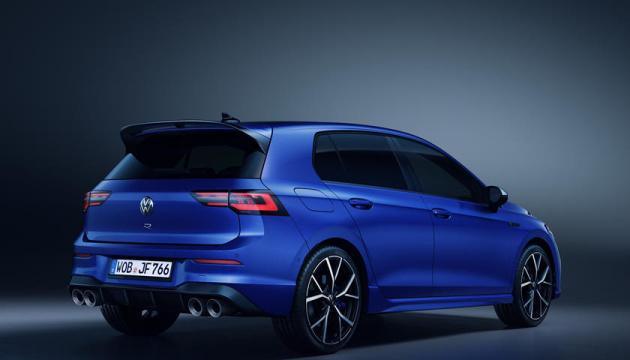 Volkswagen представил новый хэтчбек