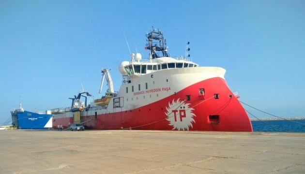 Туреччина поновила дослідницькі роботи в Середземномор'ї