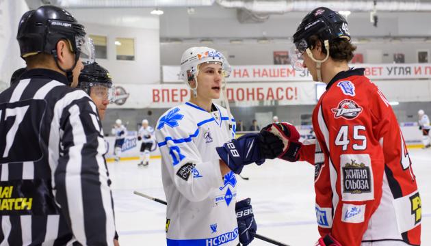 УХЛ «Донбасс» обыграл «Сокол» и продолжил победную серию