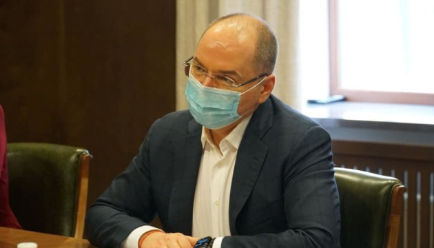 Україна готова долучитися до розробки вакцини AstraZeneca - Степанов