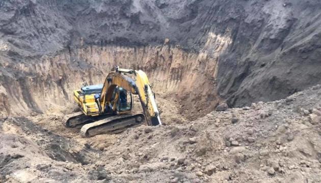 «Черные археологи» уничтожают скифский курган на Николаевщине