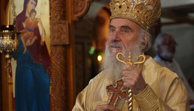 Глава Сербської православної церкви захворів на COVID-19