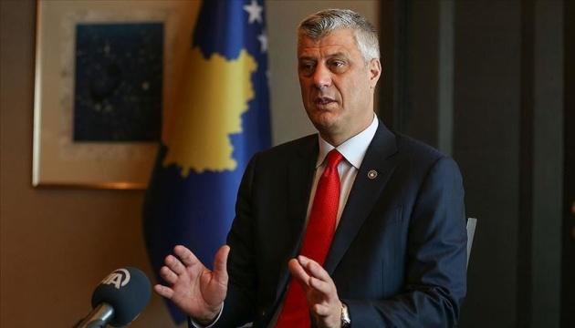 Спеціальний трибунал щодо Косова в Гаазі заслухає Хашима Тачі