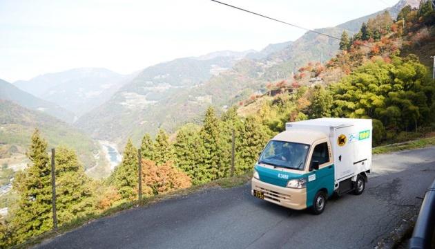 В Японії штучний інтелект допоможе службам доставки