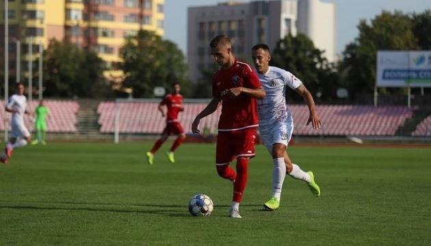 Перша ліга: «Гірник-Спорт» програв у Горішніх Плавнях «Волині»