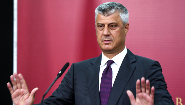 Президента Косова заарештували в Гаазі