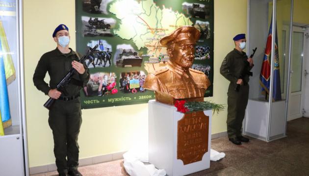 У Харкові відкрили пам'ятник полковнику УНР Болбочану