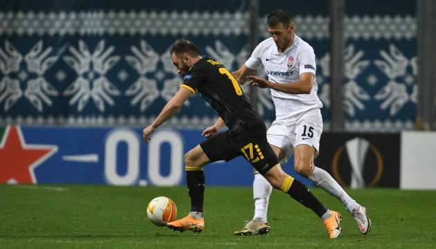 Украина остается 12-й в рейтинге УЕФА