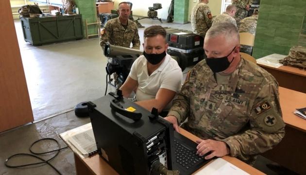 Українські військові інструктори готуватимуть бойові розрахунки Javelin