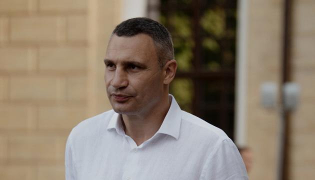 Bürgermeisterwahl in Kyjiw: Klitschko gewinnt in der ersten Wahlrunde