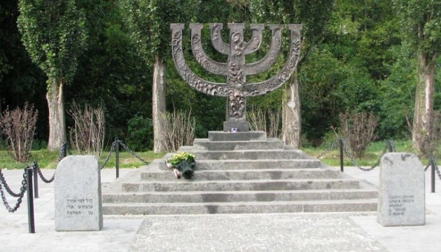 У Бабиному Яру наступного року зведуть меморіальну синагогу