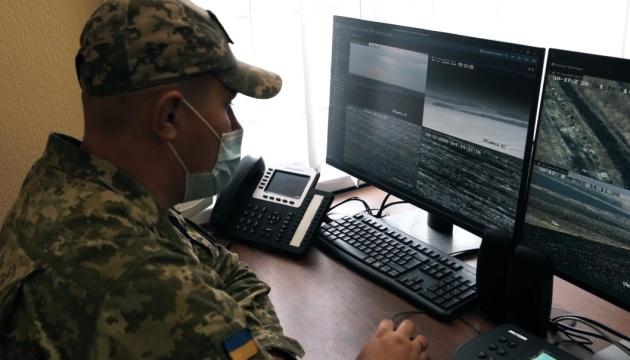 На кордоні з РФ у Луганській області встановили потужні камери й сигналізацію