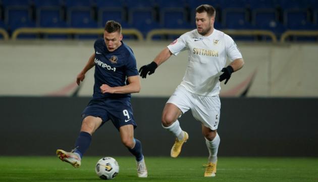 «Дніпро-1» програв «Колосу» на старті 9 туру футбольної Прем'єр-ліги України