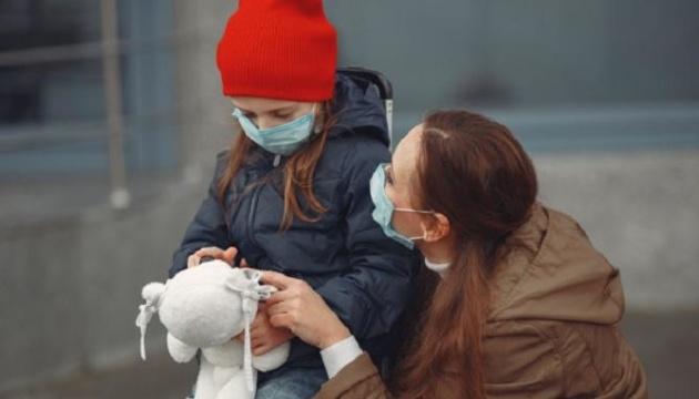 В Україні все більше дітей інфікується коронавірусом — лікарка