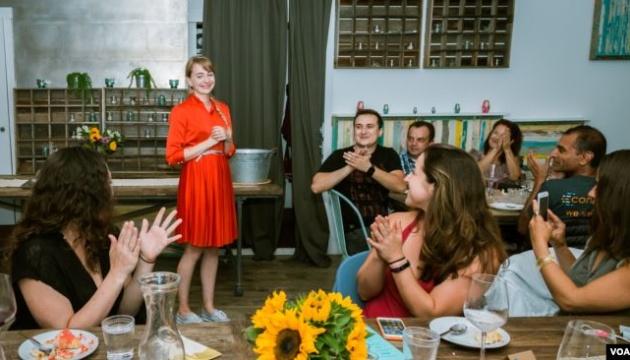 Українка робить національну кухню модною в Америці