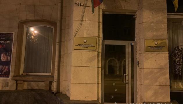 У Харкові поліція взяла під цілодобову охорону консульства Азербайджану та Вірменії