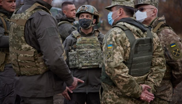 Number of Ukrainian soldiers killed in Donbas decreases tenfold over 103 days of ceasefire