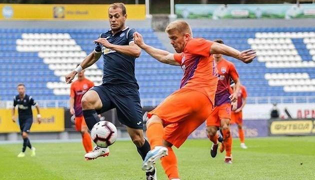 ФК «Олімпік» врятував матч з «Маріуполем» у 9 турі чемпіонату України