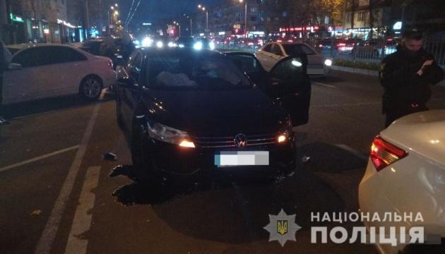 У Харкові Volkswagen збив пішоходів, є постраждалі