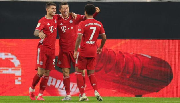 «Баварія» обіграла «Боруссію» (Дортмунд) в Бундеслізі