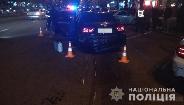 У Харкові оголосили підозру водію, який збив на