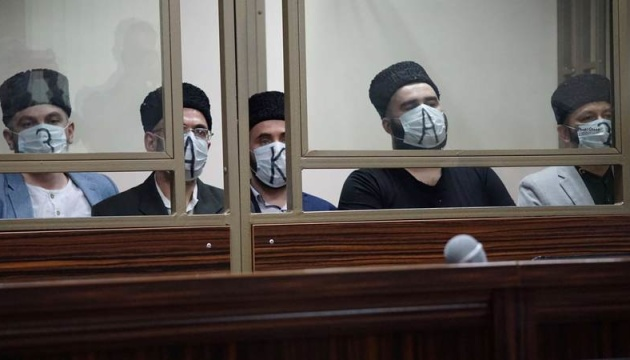 Дружини політв'язнів «другої Бахчисарайської групи» отримали побачення в ізоляторі